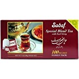 Best Persian Teas - Sadaf Special Blend Tea Earl Grey, 100 Count Review