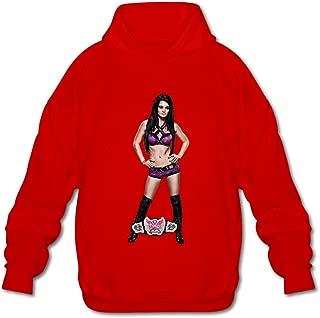 KEIKO Men's WWE Paige Hoodies