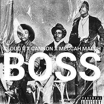 Boss (feat. Cannon & Cloud Nine)