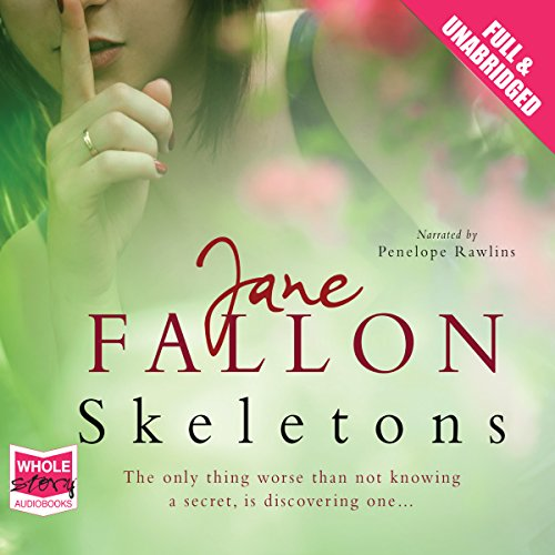 Skeletons audiobook cover art