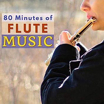 80 Minutes of Flute Music - Meditation Native American Tracks
