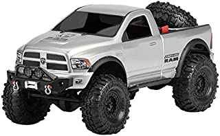 ProLine 343400 Ram 1500 Clear Body for 1:10 Scale Crawlers