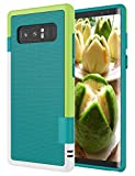Jeylly Galaxy Note 8 Case, Note 8 Cover, [3 Color] Slim