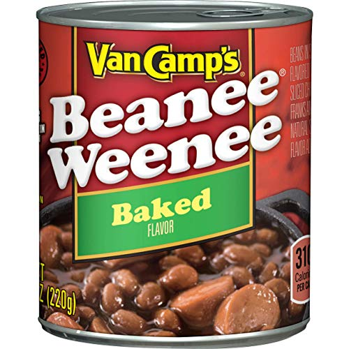 Van Camp's Baked Flavor Beanee Weenee, 7.75 Ounce (1-Pack)