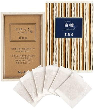 Tierra Zen Kayuragi 香味袋 9 x 5 x 1 厘米