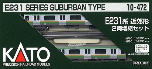 Spur N 10-472 E231 System in der Nahe von formigen hamatopoetischen (2 Autos)
