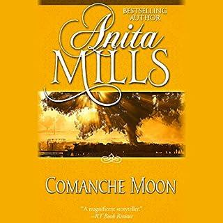 Comanche Moon audiobook cover art