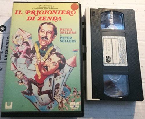 VHS IL PRIGIONIERO DI ZENDA - CIC - VHS