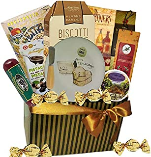 Cheese, Meats & Nuts Gift Box