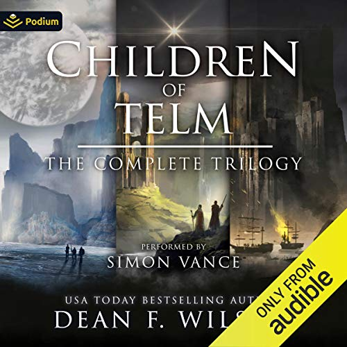Children of Telm: The Complete Trilogy cover art