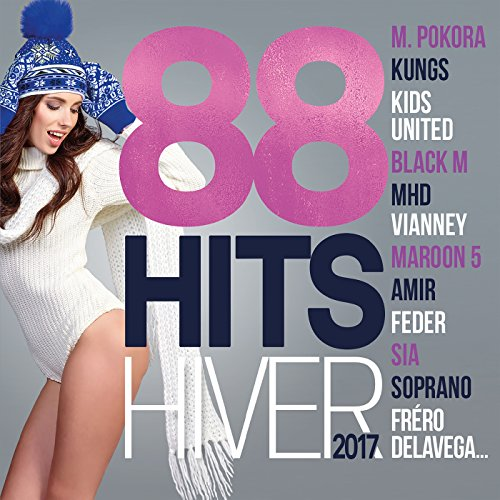 88 Hits Hiver 2017