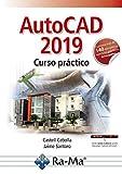 Autocad 2019. Curso Práctico (Más de 140 ejemplos y ejercicios prácticos)
