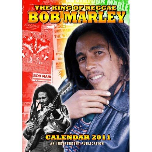 Bob Marley - Kalender 2011 Bob Marley (in 29 cm x 42 cm)