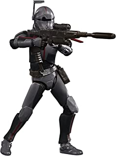Star Wars The Black Series Bad Batch Crosshair Toy 15-cm-scale Star Wars: The Clone Wars Figure, for Children Aged 4 and Up
