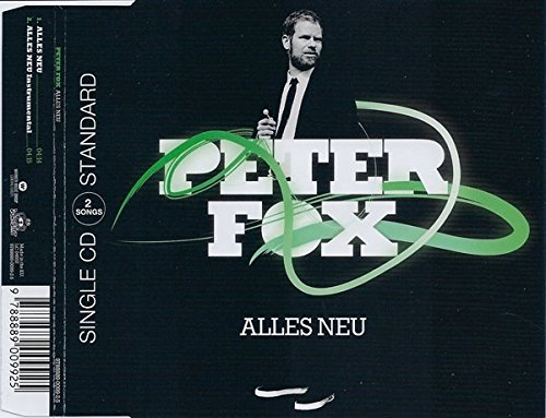 Alles Neu (CD Single standard)