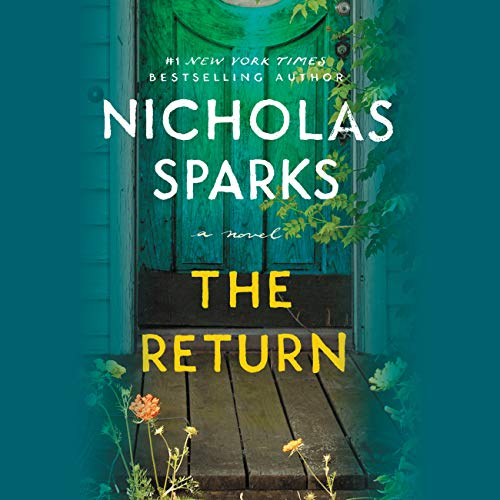 The Return Audiobook By Nicholas Sparks cover art