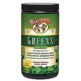 Barlean's Organic Greens - 8.46 Ounce (Pack of 2)