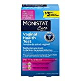 Monistat Vaginal Health Test, 2 Count by Monistat