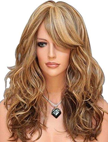 comprar pelucas pelo humano largo on-line