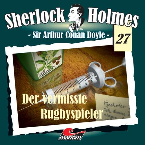 Der vermisste Rugbyspieler  By  cover art