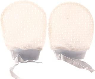 Cadeau de Naissance pour B/Ã/©b/Ã/© Rose Depory 3 Paire de Gant Pour Nouveau-n/Ã/© Mignon Gants B/Ã/©b/Ã/© Moufles de Protection en Coton Anti Scratch