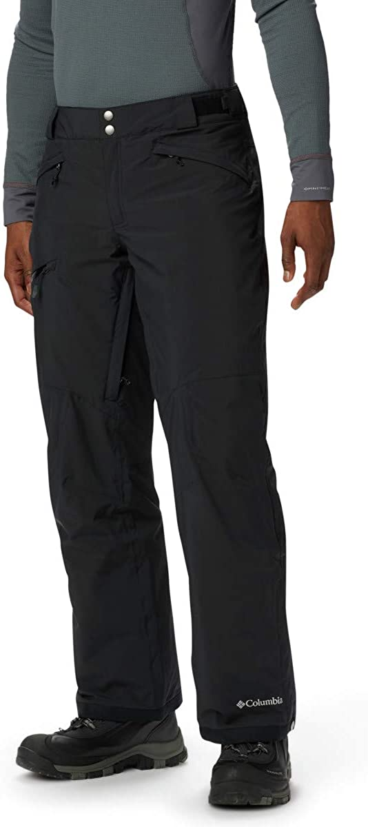 Columbia Mens Extended Cushman Crest Pant