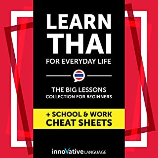 Learn Thai for Everyday Life cover art