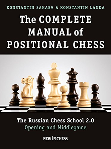 The Complete Manual of Positional Chess