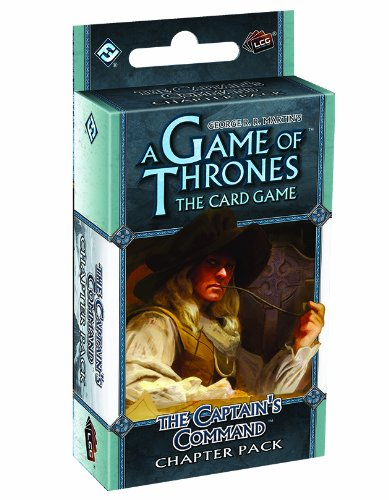 A Game of Thrones Lcg: The Captain's Command Chapter Pack