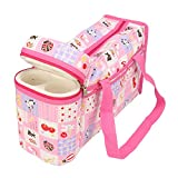 Vanya Handicraft Collection Baby Bag to Keep Feeding Bottle Warmer for Girls