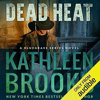 Dead Heat audiobook cover art