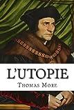 L'Utopie de More, Thomas (2013) Broché