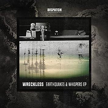 Earthquakes & Whispers EP