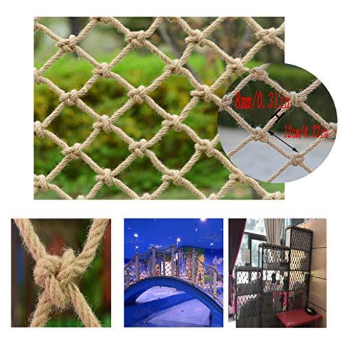 Red De Seguridad Cuerda Red Protecci/ón For Ni/ños Red De Escalada Blanco Red De Malla Segura Red De Escaleras Escaleras Grandes Ni/ños Anti-ca/ída Red De Escalada Guarder/ía Red De Protecci/ón Personaliza