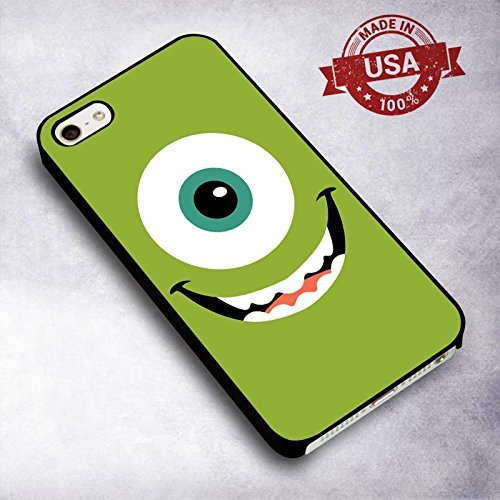 Classy Monster Inc Mike Wazowski for Funda iphone 6 or 6s Case R8P4QO