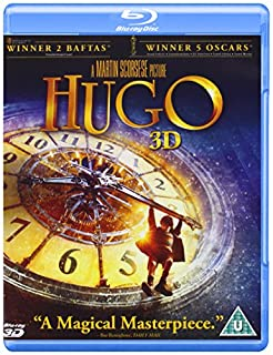 Hugo (Blu-ray 3D + Blu-ray) (2011) (B0064YON8G)   Amazon price tracker / tracking, Amazon price history charts, Amazon price watches, Amazon price drop alerts
