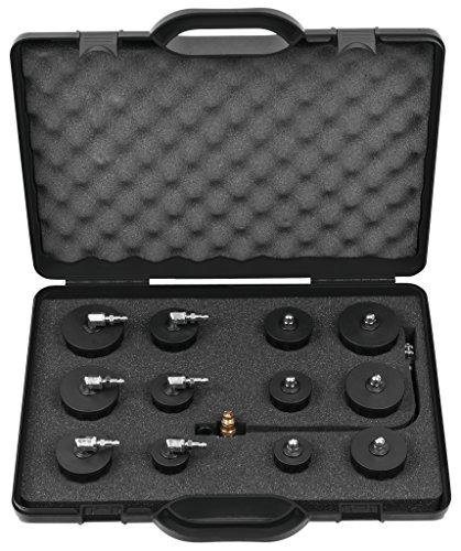 Preisvergleich Produktbild KS Tools 150.1825 Turbolader-Bajonett-Ladeluft-System-P...  13-tlg.