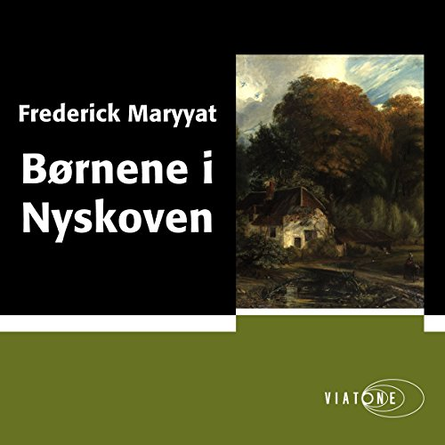 Børnene i Nyskoven [The Children of the New Forest] cover art