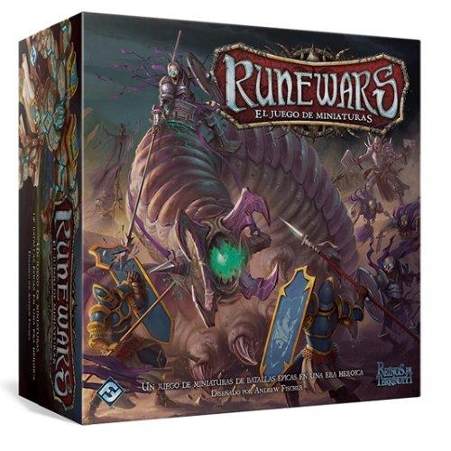 Fantasy Flight Games FFRWM01 Runewars