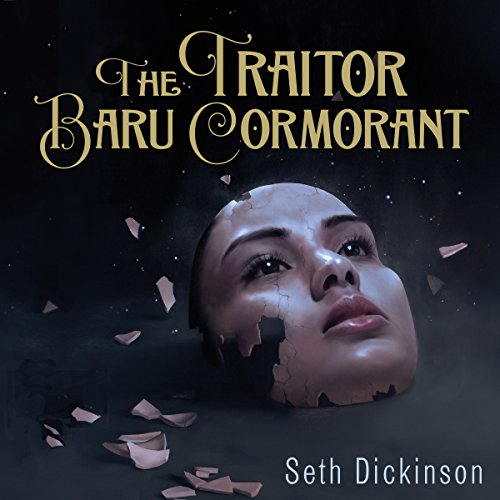 The Traitor Baru Cormorant audiobook cover art