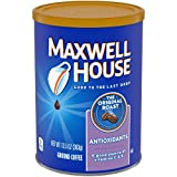 Maxwell House Antioxidants Blend Ground Coffee (13 oz Canister)