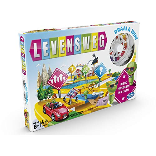 Hasbro Games Levensweg