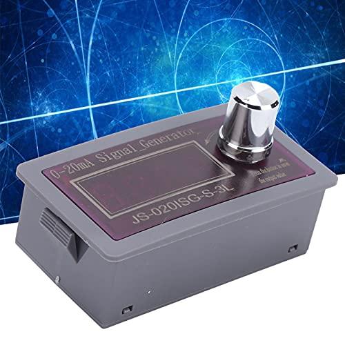 Generador de señales de corriente, componentes electrónicos Generador de señales de corriente configurable para equipos electrónicos para personal técnico de medición