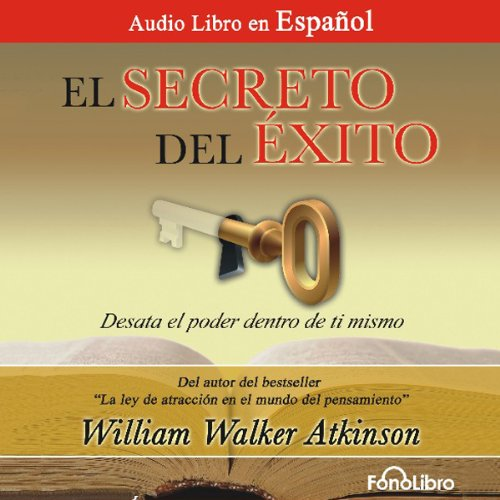 El Secreto del Exito [The Secret of Success] audiobook cover art