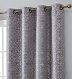 Best Thermal Curtains - HLC.ME Mia Moroccan Tile 100% Complete Blackout Heavy Review