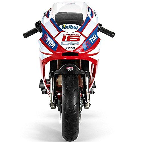Elektrisches Motorrad Für Kinder Peg Perego Ducati GP MC0020 kaufen  Bild 1*