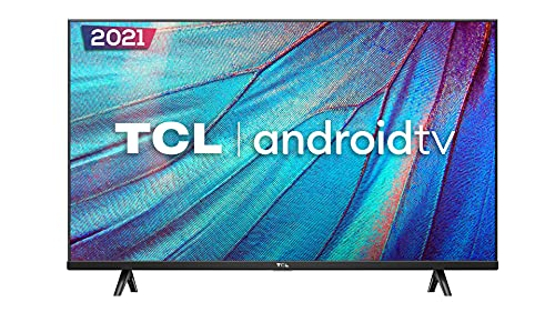 """Android TV LED 32"""" TCL S615 HD HDR"""