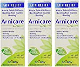 Boiron Arnicare Cream Homeopathic Medicine 2.50 oz (Pack of 3)