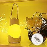 Etmury Veilleuse LED - Veilleuse Portable - Lampe de Chevet Rechargeable avec Bouton...
