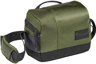 Manfrotto MB MS-SB-GR Lightweight Street Camera Shoulder Bag for CSC, Green & Grey